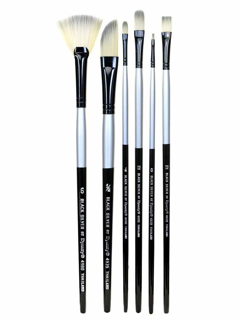 Link to paintbrushes. Great gifts for artists.