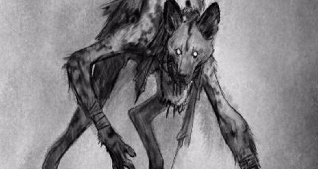 shapeshifter skinwalker wolf